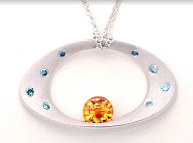 Denny Wong - CLRGEMSGARBLUDIAM.png - brand name designer jewelry in Lauderdale-By-The-Sea, Florida