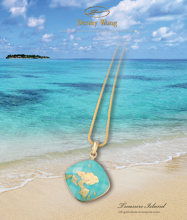 Denny Wong - TREASUREISLANDPDT.png - brand name designer jewelry in Lauderdale-By-The-Sea, Florida