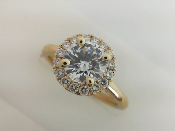 Engagement Ring by Roman + Jules
