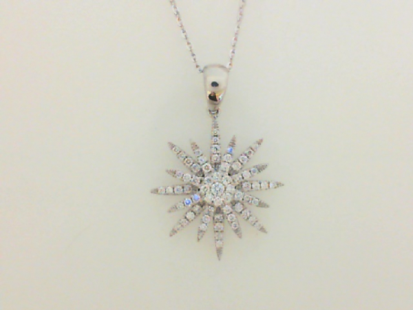 Diamond Pendant by Cherie Dori