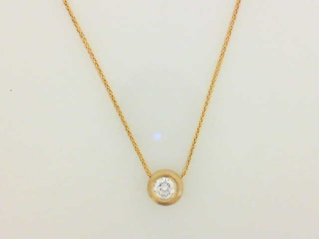 Diamond Necklace by Cherie Dori