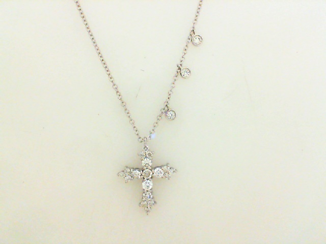 Diamond Necklace by Meira T.