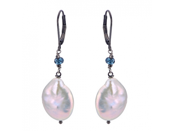 Pearl Earrings by Imperial Pearls