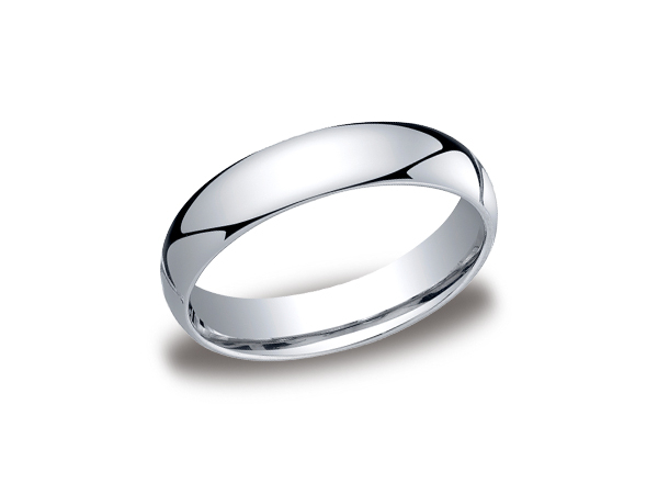 Mens Wedding Band by Benchmark