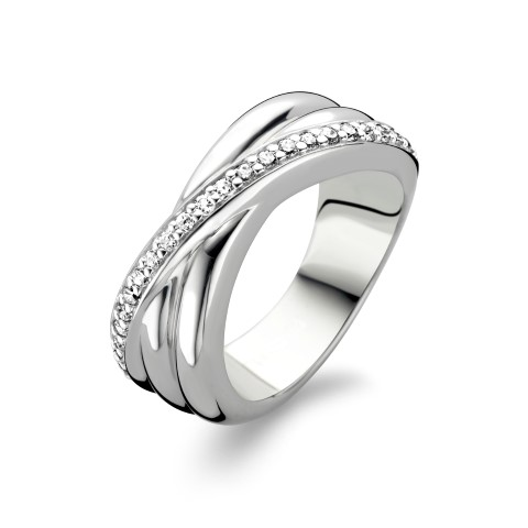 Silver Ring by Ti Sento