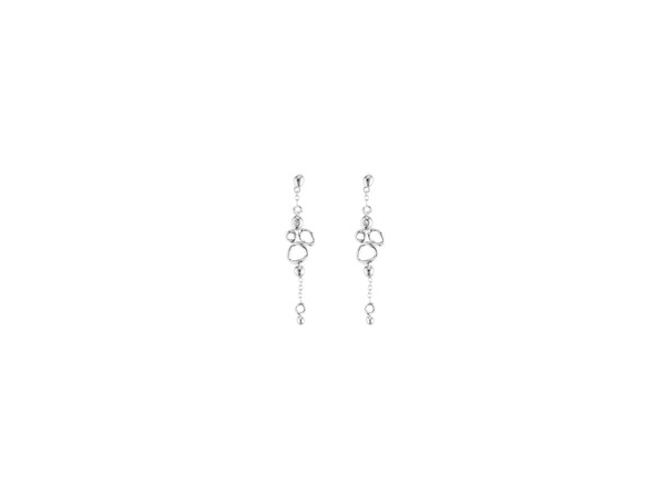 Silver Earrings by Colore | SG